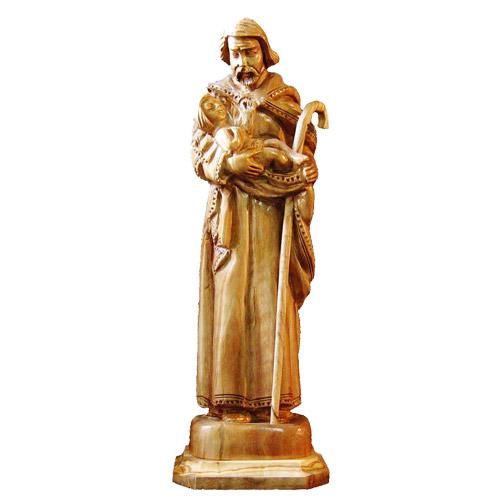 Olive Wood Saints